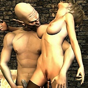 Hot sex games in fantasy world