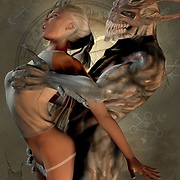 Free porn with hot 3D elves and other creatures